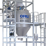 ASC-3000 Lösemittel-Recycling-Anlage OFRU Recycling GmbH + Co. KG